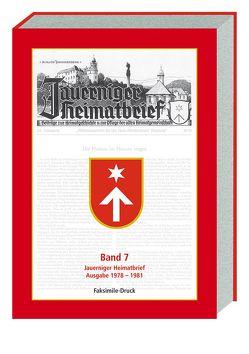 Jauerniger Heimatbrief Ausgabe 1978 – 1981