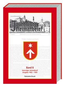 Jauerniger Heimatbrief Ausgabe 1982 – 1985