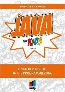Java für Kids von Schumann,  Hans-Georg