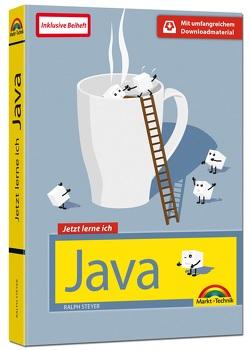 Java – Programmieren für Einsteiger von Steyer,  Ralph
