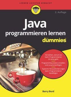 Java programmieren lernen für Dummies von Burd,  Barry A., Haselier,  Rainer G.