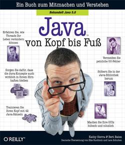 Java von Kopf bis Fuß von Bates,  Bert, Sierra,  Kathy