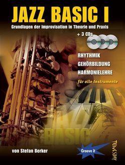 Jazz Basic Band I von Berker,  Stefan