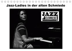 Jazz Ladies in der alten Schmiede (Tischkalender 2020 DIN A5 quer) von Gräf,  Ulrich