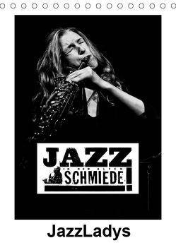 Jazz Ladys (Tischkalender 2019 DIN A5 hoch) von Gräf,  Ulrich
