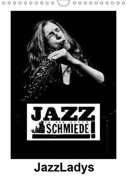 Jazz Ladys (Wandkalender 2019 DIN A4 hoch) von Gräf,  Ulrich
