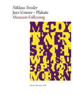 Jazz 'n' more – Plakate von Troxler,  Niklaus