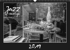 Jazz onstage (Wandkalender 2019 DIN A3 quer) von Rohwer,  Klaus
