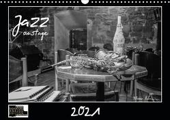 Jazz onstage (Wandkalender 2021 DIN A3 quer) von Rohwer,  Klaus