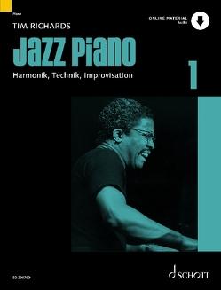 Jazz Piano von Richards,  Tim