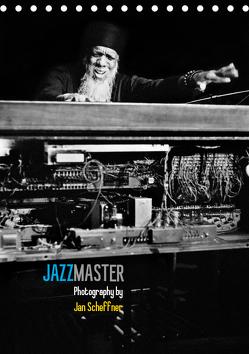 Jazzmaster (Tischkalender 2019 DIN A5 hoch) von Scheffner,  Jan