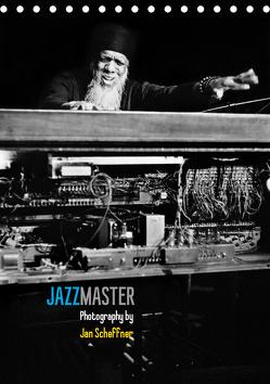 Jazzmaster (Tischkalender 2020 DIN A5 hoch) von Scheffner,  Jan