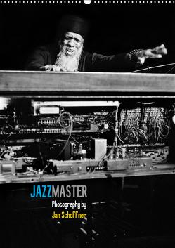 Jazzmaster (Wandkalender 2019 DIN A2 hoch) von Scheffner,  Jan