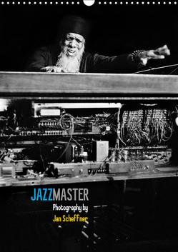 Jazzmaster (Wandkalender 2019 DIN A3 hoch) von Scheffner,  Jan
