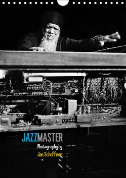 Jazzmaster (Wandkalender 2019 DIN A4 hoch) von Scheffner,  Jan