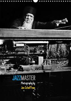 Jazzmaster (Wandkalender 2020 DIN A3 hoch) von Scheffner,  Jan