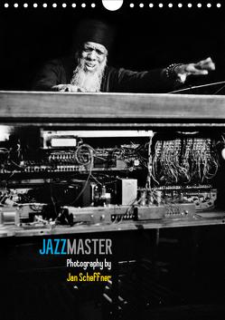 Jazzmaster (Wandkalender 2020 DIN A4 hoch) von Scheffner,  Jan