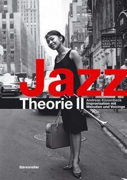 Jazztheorie / Jazztheorie II von Kissenbeck,  Andreas