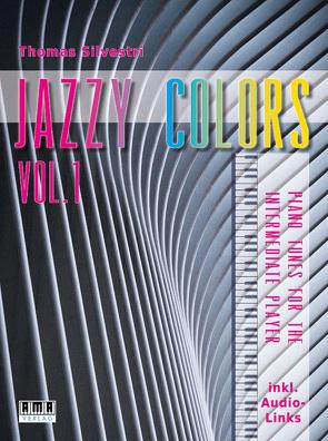 Jazzy Colors. Vol. 1 von Silvestri,  Thomas