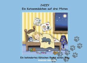 Jazzy – ein Katzenmädchen auf drei Pfoten von Theurer,  Marlies