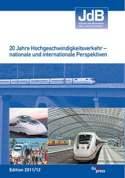 JdB – Jahrbuch des Bahnwesens 2011/2012