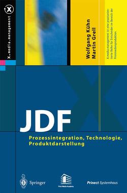 JDF von Grell,  Martin, Kühn,  Wolfgang