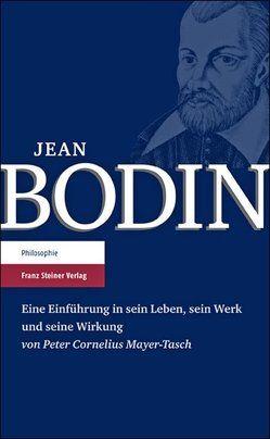 Jean Bodin von Mayer-Tasch,  Peter Cornelius