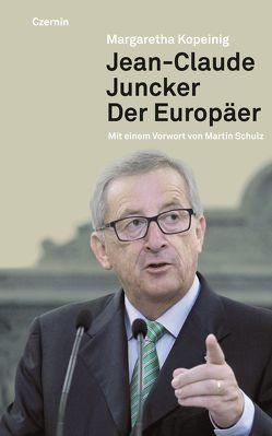 Jean-Claude Juncker von Kopeinig,  Margaretha