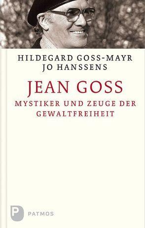 Jean Goss von Goss-Mayr,  Hildegard, Hanssens,  Jo