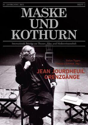 Jean Jourdheuil von Schmidt,  Christina, Tigges,  Stefan