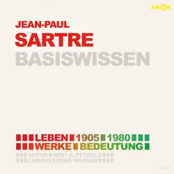 Jean-Paul Sartre – Basiswissen von Petzold,  Bert Alexander, Wagner,  René
