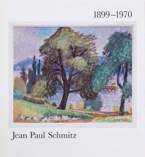 Jean Paul Schmitz 1899-1970 von Scheffczyk,  Marie Th
