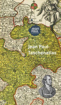 Jean Paul-Taschenatlas von Echte,  Bernhard, Knapp,  Julia, Mayer,  Michael