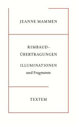 Jeanne Mammen, Rimbaud-Übertragungen von Glasmeier,  Michael, Lütgens,  Annelie, Mammen,  Jeanne, Rimbaud,  Arthur