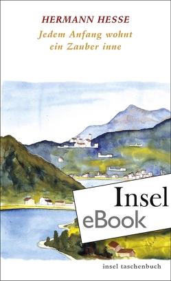 Jedem Anfang wohnt ein Zauber inne von Hesse,  Hermann, Michels,  Volker