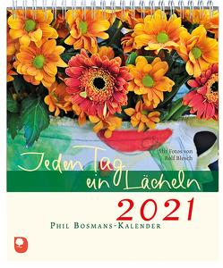 Jeden Tag ein Lächeln 2021 von Blesch,  Rolf, Sander,  Ulrich