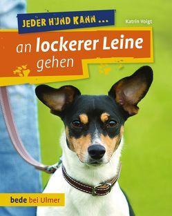 Jeder Hund kann an lockerer Leine gehen von Voigt,  Dr. Katrin