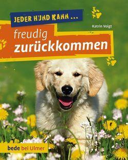 Jeder Hund kann freudig zurückkommen von Voigt,  Dr. Katrin