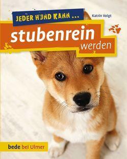 Jeder Hund kann stubenrein werden von Voigt,  Dr. Katrin