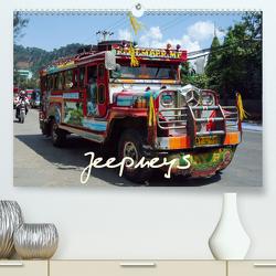 Jeepneys (Premium, hochwertiger DIN A2 Wandkalender 2020, Kunstdruck in Hochglanz) von Rudolf Blank,  Dr.