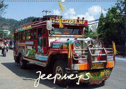 Jeepneys (Wandkalender 2019 DIN A2 quer) von Rudolf Blank,  Dr.