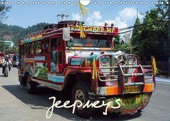 Jeepneys (Wandkalender 2019 DIN A4 quer) von Rudolf Blank,  Dr.