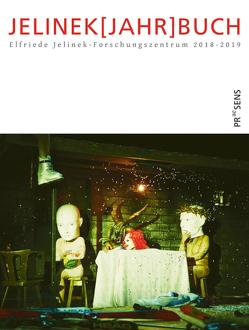 JELINEK[JAHR]BUCH 2018-2019 von Janke,  Pia