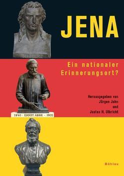 Jena von John,  Jürgen, Ulbricht,  Justus H
