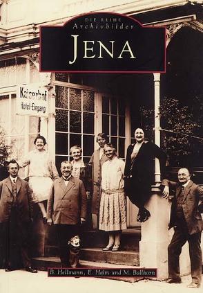 Jena von Ballhorn,  Margitta, Halm,  Evelyn, Hellmann,  Birgitt, Städtische Museen Jena,  NN