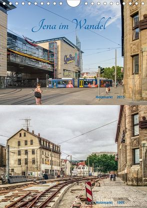 Jena im Wandel (Wandkalender 2020 DIN A4 hoch) von Gropp,  Gerd