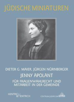 Jenny Apolant von Maier,  Dieter G, Nürnberger,  Jürgen