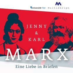Jenny und Karl Marx von Deeken,  Annette, Herfurth-Uber,  Beate