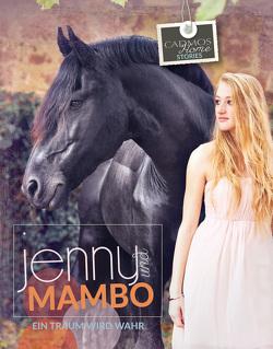 Jenny und Mambo von Simon,  Jenny