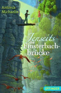Jenseits der Finsterbachbrücke von Knappe,  Joachim, Michaelis,  Antonia, Spengler,  Constanze